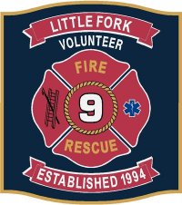 New Website for Little Fork Fire and Rescue Company Rixeyville Virginia
