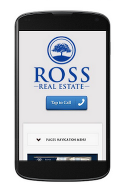 New Website for Ross Real Estate Warrenton VA