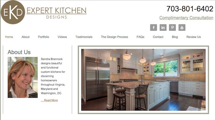 expert kitchen designs