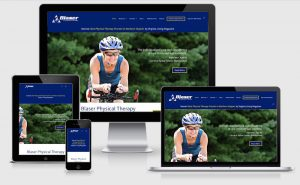 Blaser Physical Therapy Responsive Website Design
