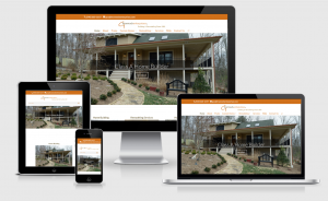 Brannock Enterprises Custom Home Builder Virginia Responsive Website Design