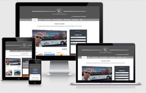Country Coach Virginia Responsive Website Design