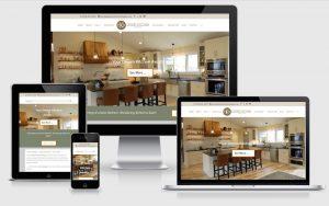 Expert Kitchen Designs Virginia Responsive Website Design