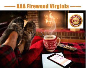 AAA All Oak Firewood Delivery Northern Virginia