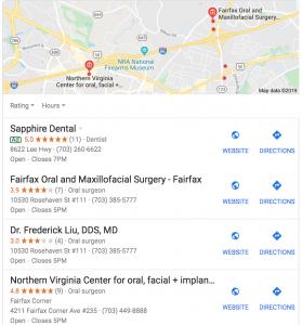 Google Maps Example